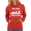 New York Giants Womens Hoodie