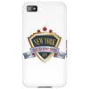 new york since 1664 that city never sleeps red stars Phone Case