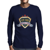NEW YORK United States of America Big Apple NYC Mens Long Sleeve T-Shirt