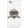 NEW YORK United States of America Big Apple NYC Phone Case