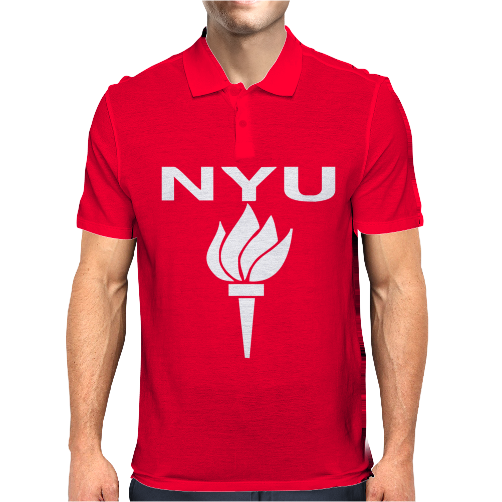 NEW YORK UNIVERSITY Mens Polo