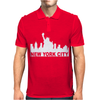 NEW YORK USA AMERICA CITY Mens Polo