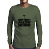 NEW YORK'S OKAYEST BARTENDER Mens Long Sleeve T-Shirt