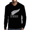 New Zealand All Blacks Rugby Mens Hoodie