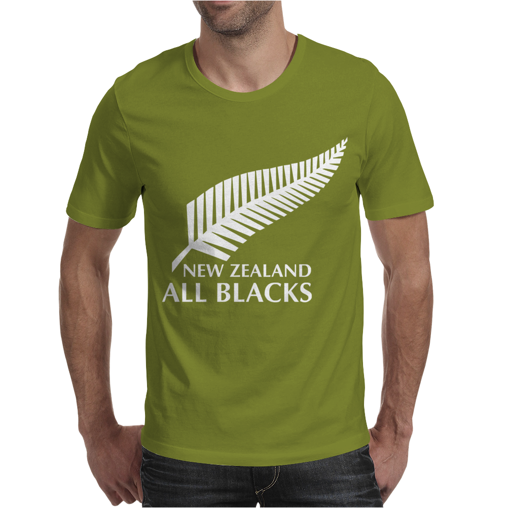 New Zealand All Blacks Rugby Mens T-Shirt