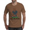 New Zealand Rugby 2nd Row Forward World Cup Mens T-Shirt