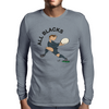 New Zealand Rugby Back World Cup Mens Long Sleeve T-Shirt