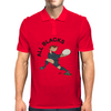 New Zealand Rugby Back World Cup Mens Polo