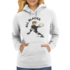 New Zealand Rugby Back World Cup Womens Hoodie
