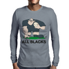 New Zealand Rugby Forward World Cup Mens Long Sleeve T-Shirt