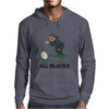New Zealand Rugby Kicker World Cup Mens Hoodie