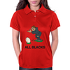 New Zealand Rugby Kicker World Cup Womens Polo