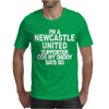Newcastle United Supporter Mens T-Shirt