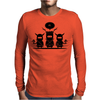 Ni Ni Ninjas Mens Long Sleeve T-Shirt