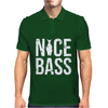 Nice Bass Fishing Mens Polo