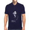 Nick Cave Microphone Mens Polo