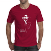 Nick Cave Microphone Mens T-Shirt