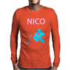 Nico Mens Long Sleeve T-Shirt