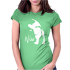 Nico Retro Velvet Underground In Stock Womens Fitted T-Shirt