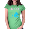 Nico Womens Fitted T-Shirt