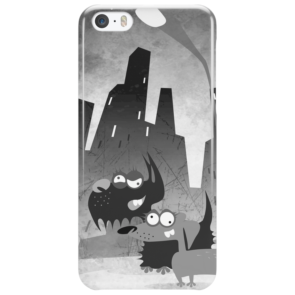 Night city crawlers Phone Case