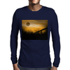 NIGHT SKY Mens Long Sleeve T-Shirt
