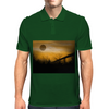 NIGHT SKY Mens Polo