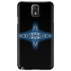 Night symmetry Phone Case