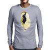 Nightmare Applejack Mens Long Sleeve T-Shirt