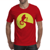 Nightmare Before Big Hero 6 Mens T-Shirt