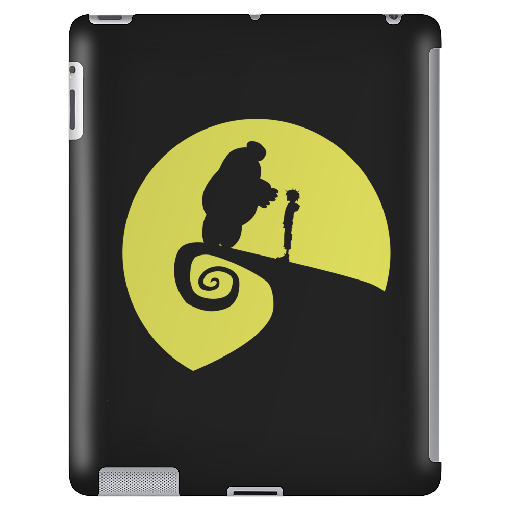 Nightmare Before Big Hero 6 Tablet (vertical)