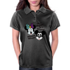 Nightmare before Christmas Mickey & Minnie as Jack & Sally Womens Polo