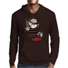 Nightmare Freddy Krueger Robert Englund Horror Mens Hoodie