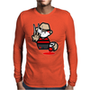 Nightmare Freddy Krueger Robert Englund Horror Mens Long Sleeve T-Shirt