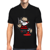 Nightmare Freddy Krueger Robert Englund Horror Mens Polo