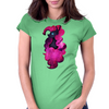 Nightmare Pinkie Pie Womens Fitted T-Shirt