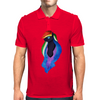 Nightmare Rainbow Dash Mens Polo