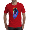 Nightmare Rainbow Dash Mens T-Shirt