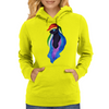 Nightmare Rainbow Dash Womens Hoodie