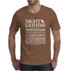 Night's Watch Vow GOT Christmas Mens T-Shirt