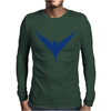 Nightwing Mens Long Sleeve T-Shirt