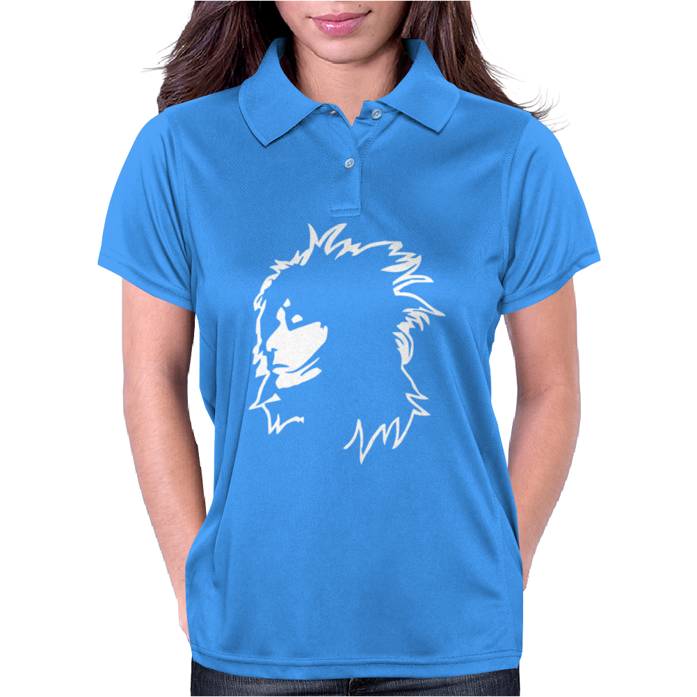 Nikki Sixx Womens Polo