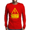 Nikola Tesla Mens Long Sleeve T-Shirt