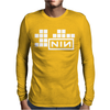 Nin Nine Inch Nails Mens Long Sleeve T-Shirt