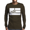 Nine Inch Nails Mens Long Sleeve T-Shirt