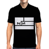 Nine Inch Nails Mens Polo