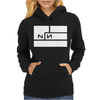 Nine Inch Nails Womens Hoodie