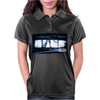 Nine Inch Nails X-Ray Womens Polo
