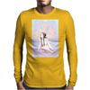 Ninfa de invierno Mens Long Sleeve T-Shirt