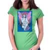 Ninfa nocturna Womens Fitted T-Shirt